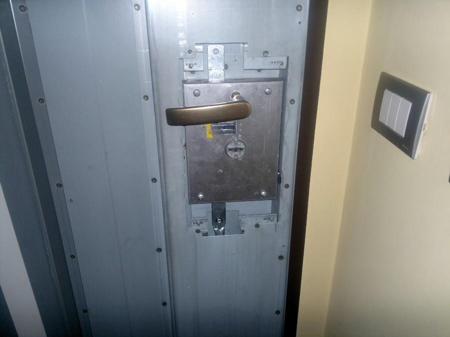 3 regole d 39 oro per cambiare la serratura porta blindata - Cambiare serratura porta ingresso ...